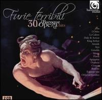 Furie terribili: 30 Baroque Opera Hits - Agnès Mellon (soprano); Akademie für Alte Musik, Berlin; Andreas Scholl (counter tenor); Bejun Mehta (counter tenor);...