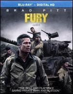 Fury [Includes Digital Copy] [UltraViolet] [Blu-ray]