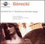 Górecki: Symphony No. 3