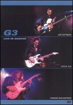 G3 Live in Denver