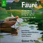 Gabriel Faure: Quintettes/Quatuors/Trio