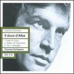 Gaetano Donizetti: Il duca d'Alba