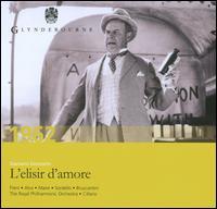 Gaetano Donizetti: L'elisir d'amore - Emily Maire (soprano); Enzo Sordello (baritone); Luigi Alva (tenor); Mirella Freni (soprano);...