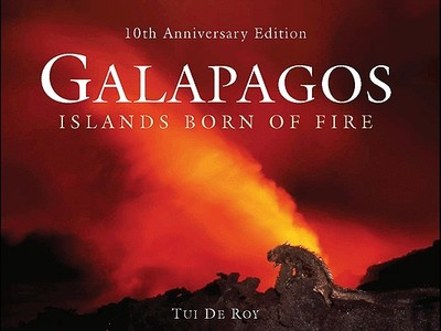 Galapagos: Islands Born of Fire - De Roy, Tui