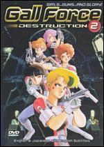 Gall Force 2: Destruction [Anime OVA]