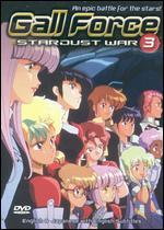 Gall Force 3: Stardust War [Anime OVA]