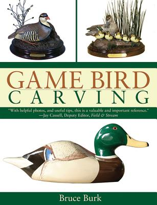 Game Bird Carving - Burk, Bruce