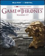 Game of Thrones: Seasons 1-7 [Includes Digital Copy] [Blu-ray]