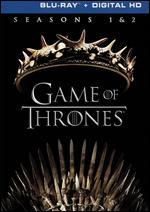 Game of Thrones: Seasons 1 and 2 [Blu-ray]