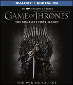 Game of Thrones: The Complete First Season [Blu-ray] [5 Discs]