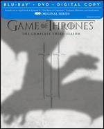 Game of Thrones: The Complete Third Season [7 Discs] [Includes Digital Copy] [Blu-ray/DVD]