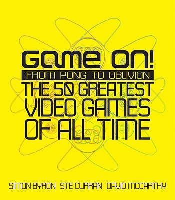 Game On! - Byron, Simon, and Curran, Steve, and McCarthy, David
