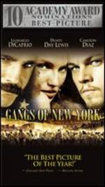 Gangs of New York [Blu-ray/DVD]