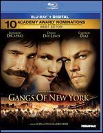 Gangs of New York [Includes Digital Copy] [Blu-ray]
