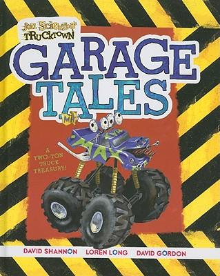 Garage Tales - Scieszka, Jon