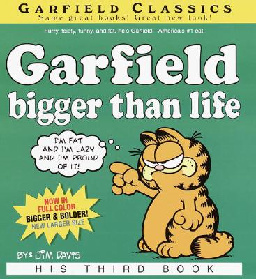 Garfield: Bigger Than Life - Davis, Jim