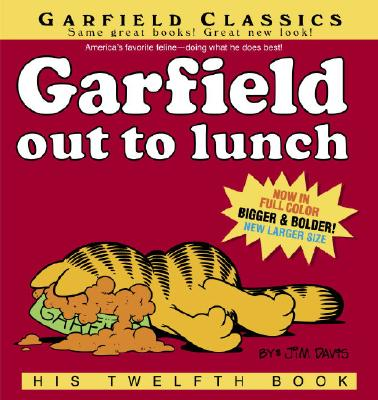 Garfield Out to Lunch - Davis, Jim