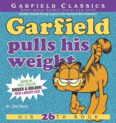 Garfield Pulls His Weight - Davis, Jim, Dr.
