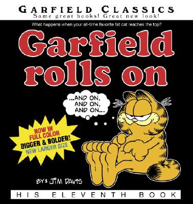 Garfield Rolls on - Davis, Jim