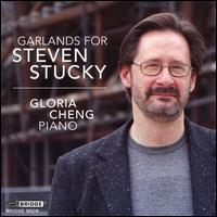 Garlands for Steven Stucky - Carolyn Hove (oboe); Gloria Cheng (piano); Peabody Southwell (mezzo-soprano)