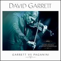 Garrett vs. Paganini - Andrea Bocelli (tenor); David Garrett (violin); Franck van der Heijden (guitar); Franck van der Heijden (keyboards); Franck van der Heijden (percussion); Jeff Allen (bass); Jeff Lipstein (drums); John Haywood (piano); Nicole Scherzinger (vocals)