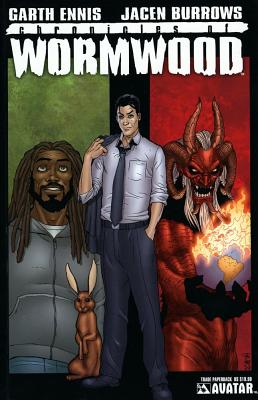 Garth Ennis' Chronicles of Wormwood - Ennis, Garth, and Burrows, Jacen (Artist)