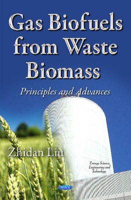 Gas Biofuels from Waste Biomass: Principles & Advances - Liu, Zhidan, Dr.