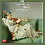 Gaspard Fritz: 5 Sinfonias