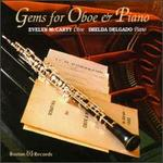 Gems For Oboe And Piano