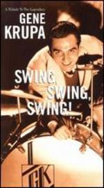 Gene Krupa Tribute: Swing, Swing, Swing!