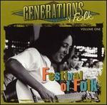 Generations of Folk, Vol. 1: Festival of Folk