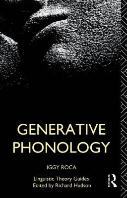 Generative Phonology - Roca, Iggy