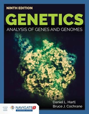 Genetics: Analysis of Genes and Genomes - Hartl, Daniel L, and Cochrane, Bruce