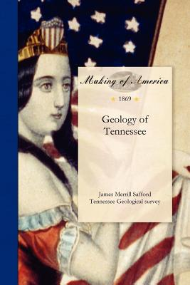 Geology of Tennessee - Safford, James