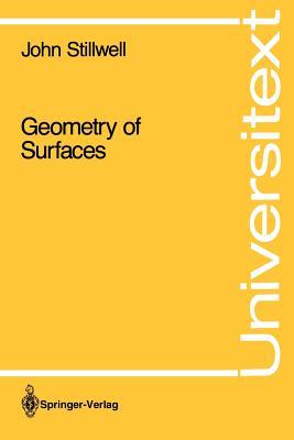 Geometry of Surfaces - Stillwell, John