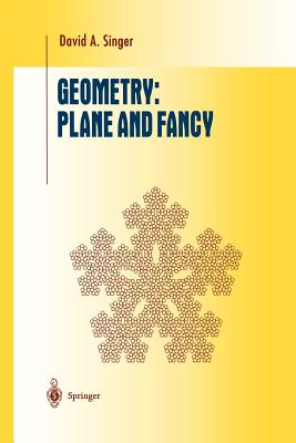Geometry: Plane and Fancy - Singer, David A.
