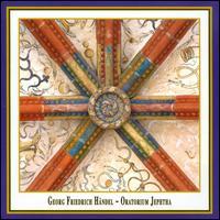 Georg Friedrich Händel: Oratorium Jephtha - Anneliese Muller (mezzo-soprano); Benjamin Hulett (tenor); David Allsopp (counter tenor); David Allsopp (alto);...