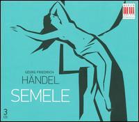 Georg Friedrich Händel: Semele - Eberhard Büchner (tenor); Fritz Hubner (bass); Gisela Pohl (alto); Hans-Jurgen Wachsmuth (tenor);...