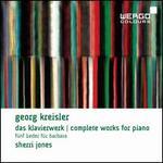 Georg Kreisler: Das Klavierwek; Fünf Lieder für Barbara