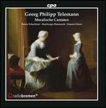 Georg Philipp Telemann: Moralische Cantaten