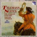 Georg Philipp Telemann: Suiten