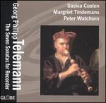 Georg Philipp Telemann: The Seven Sonatas for Recorder - Margriet Tindemans (viola da gamba); Peter Watchorn (harpsichord); Saskia Coolen (recorder)