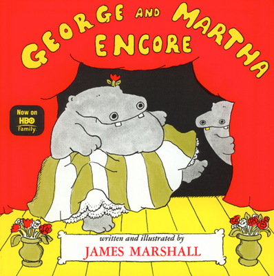 George and Martha Encore - Marshall, James