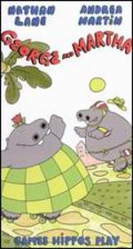 George and Martha: Games Hippos Play
