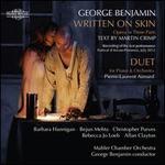 George Benjamin: Written on Skin
