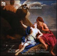 George Frideric Handel: Acis and Galatea - Benjamin Hulett (tenor); Brindley Sherratt (bass); Jeni Bern (soprano); Nathan Vale (tenor);...