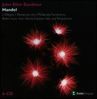 George Frideric Handel: L'Allegro, il Penseroso ed il Moderato; Tamerlano; Ballet Music - Derek Lee Ragin (vocals); Jane Findlay (vocals); Jennifer Smith (soprano); Maldwyn Davies (tenor);...