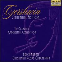 George Gershwin: The Complete Orchestra Collection - Stewart Goodyear (piano); Timothy Berens (banjo); William Tritt (piano); Central State University Chorus (choir, chorus);...