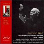 George Szell: Salzburger Orchesterkonzerte
