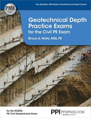 9781591263500: Geotechnical Depth Practice Exams for the
